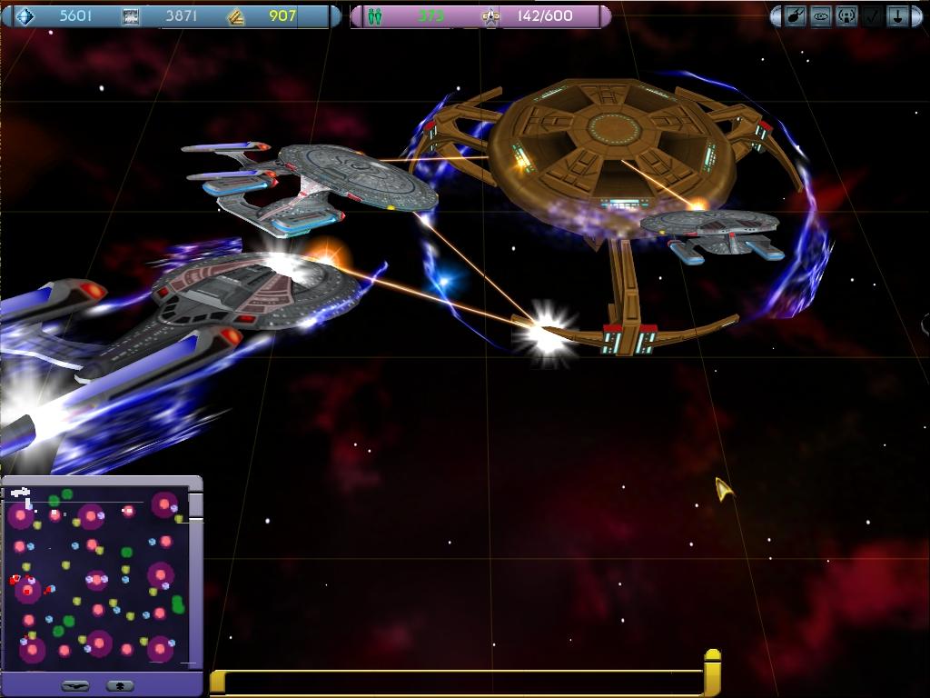 gaming trekcore rh gaming trekcore com star trek armada 3 borg guide star trek armada 3 federation guide