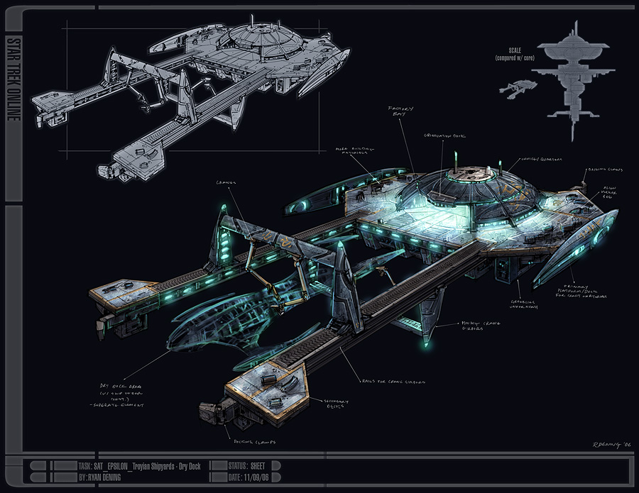 Concept Art Trekcore Star Trek Games Screenshots Images